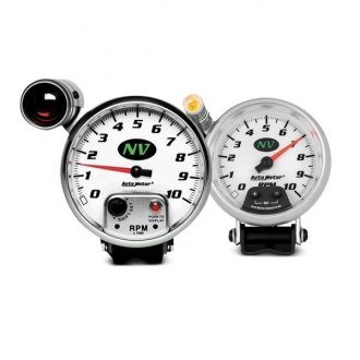 Auto Meter® - NV™ Pedestal Gauges