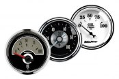 Auto Meter® - Oil Pressure Gauges