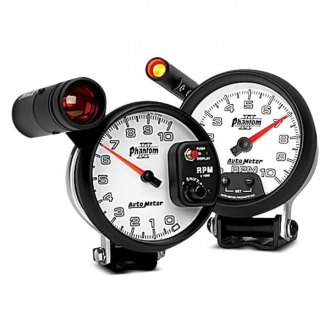 Auto Meter® - Phantom II™ Pedestal Gauges