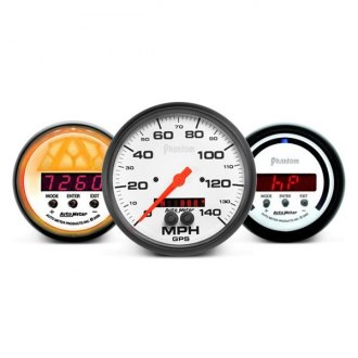 Auto Meter® - Phantom™ In-Dash Gauges