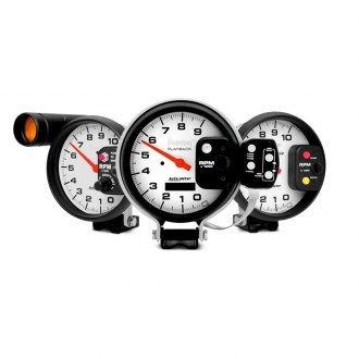 Auto Meter® - Phantom™ Pedestal Gauges
