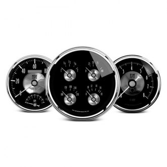 Auto Meter® - Prestige Black Diamond™ In-Dash Gauges