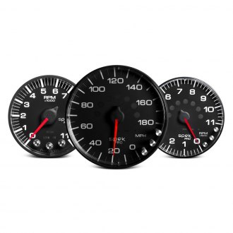 Auto Meter® - Spek-Pro™ In-Dash Gauges