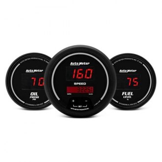 Auto Meter® - Sport-Comp Digital™ In-Dash Gauges