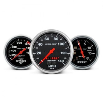 Auto Meter® - Sport-Comp™ In-Dash Gauges