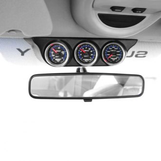 Auto Meter® - Direct Fit Overhead Console Gauge Mount