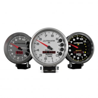 Auto Meter® - Ultimate™ Pedestal Gauges