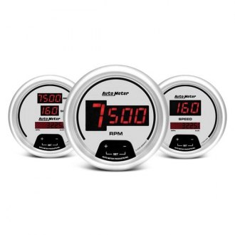 Auto Meter® - Ultra-Lite Digital™ In-Dash Gauges