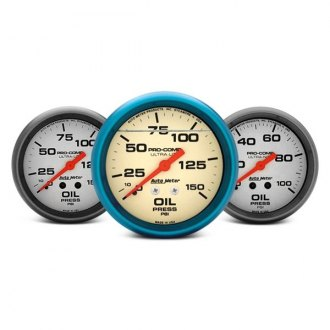 Auto Meter® - Ultra-Nite™ In-Dash Gauges