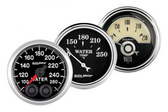 Auto Meter® - Water Temperature Gauge