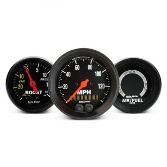 Auto Meter® - Z-Series™ In-Dash Gauges