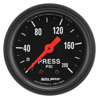 Auto Meter® - Z-Series Gauges