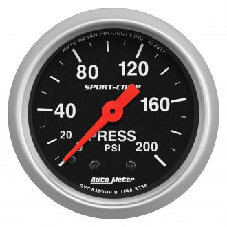 Auto Meter® - Sport-Comp Series Gauges