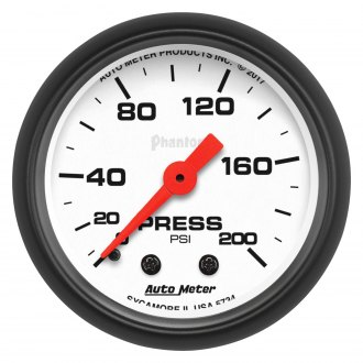 Auto Meter® - Phantom Series Gauges