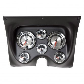 Auto Meter® - American Muscle Direct Fit Gauge Panel Kit