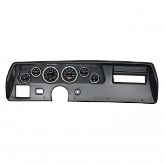 Auto Meter® - Cobalt Series Direct Fit Gauge Panel Kit