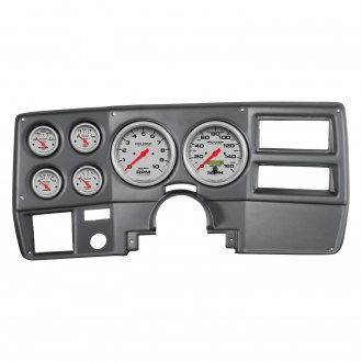 Auto Meter® - Ultra-Lite Series Direct Fit Gauge Panel Kit