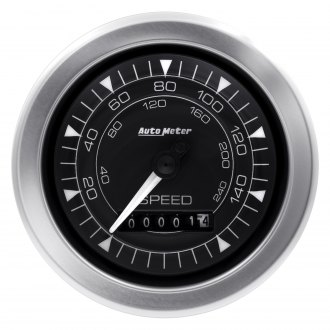 Auto Meter® - Chrono Series Gauges