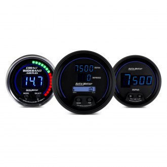 Auto Meter® - Cobalt Digital Series Gauges