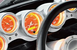 Auto Meter® - Best Gauges
