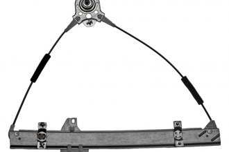 Auto 7® 910-0390 - Front Passenger Side Manual Window Regulator