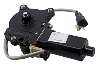 Auto 7® - Front Driver Side Power Window Motor
