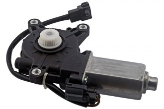 Auto 7® - Rear Driver Side Power Window Motor