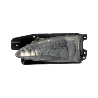 Auto 7® - Driver Side Replacement Headlight