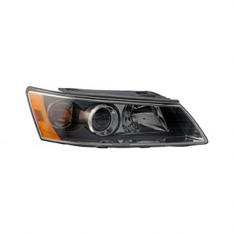 Auto 7® - Passenger Side Replacement Headlight