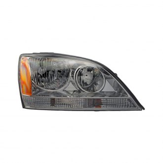 Auto 7® - Passenger Side Replacement Headlight Assembly