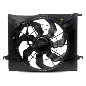 Auto 7® - Radiator Fan Assembly