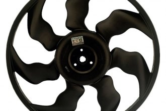 Auto 7® - Driver Side Radiator Fan Blade