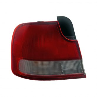 Auto 7® - Driver Side Replacement Tail Light Assembly