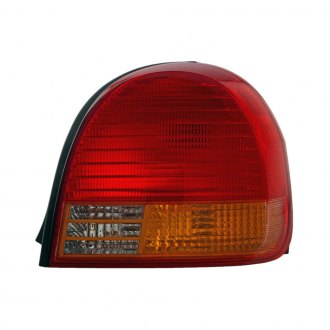 Auto 7® - Passenger Side Replacement Tail Light Assembly
