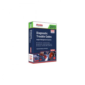 Autodata® - 2013 Trouble Codes Manuals