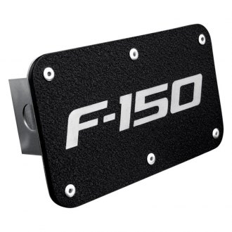 "Autogold® - Hitch Cover with F-150 Logo for 2"" Receivers"