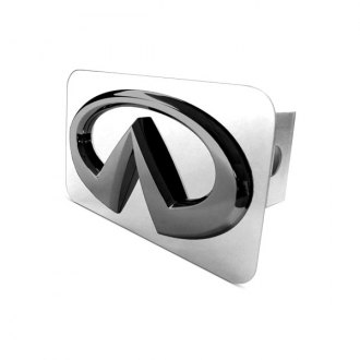 Autogold® - Hitch Cover with Infiniti Logo