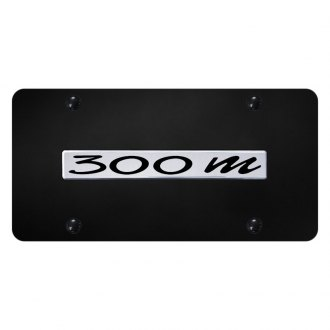 Autogold® - License Plate with 300M Logo