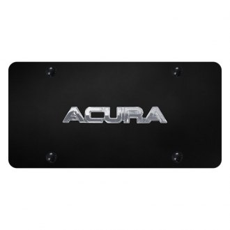 Autogold® - License Plate with Acura Logo