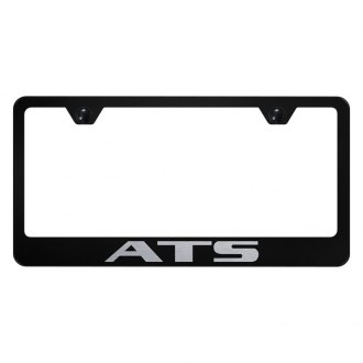 Autogold® - License Plate Frame with Laser Etched ATS Logo