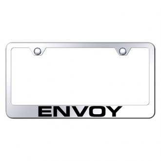 Autogold® - License Plate Frame with Laser Etched Envoy Logo