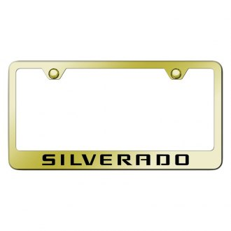 AutoGold® - Premier Collection License Plate Frame
