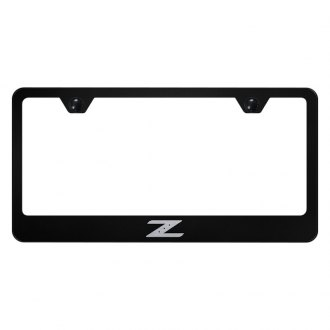 Autogold® - License Plate Frame with Laser Etched Z Logo