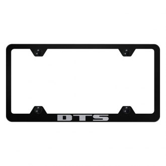 Autogold® - Wide Body License Plate Frame with Laser Etched DTS Logo
