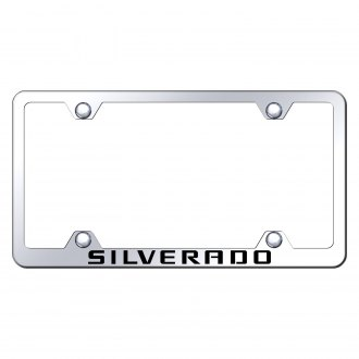 Autogold® - Wide Body License Plate Frame