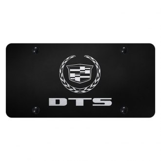 Autogold® - License Plate with Laser Etched DTS Logo