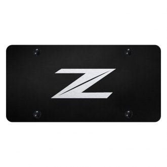 Autogold® - License Plate with Laser Etched Z Logo