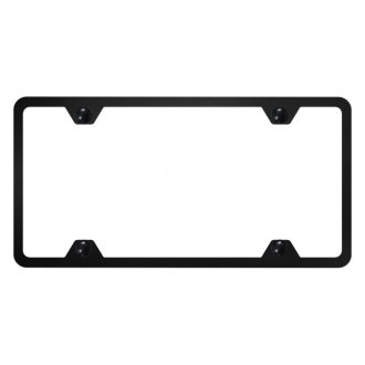 Autogold® - Thin 4-Hole License Plate Frame