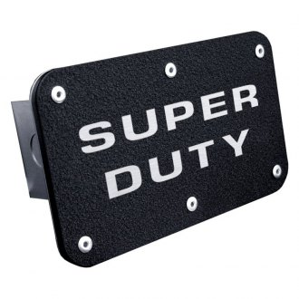 "Autogold® - Class 3 Hitch Cover with Super Duty Logo for 2"" Receivers"