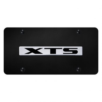Autogold® - License Plate with Chrome XTS Logo